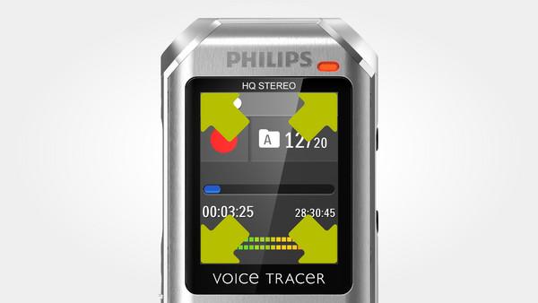 Philips DVT4000 strieborný