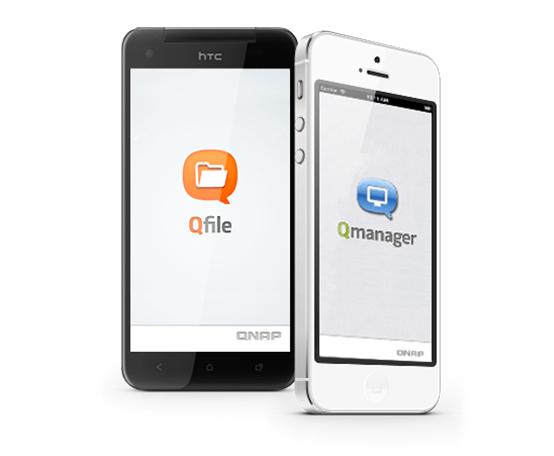 Přístup a sdílení na mobilních zařízeních