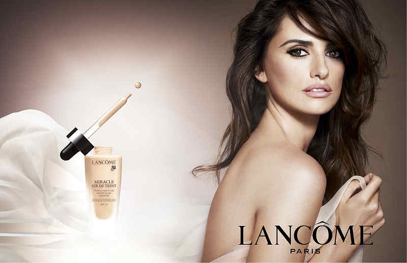 LANCOME Miracle Air de Teint Make-up SPF15 045 Sable Beige