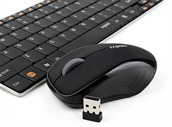Set klávesnice a myši Rapoo E9060