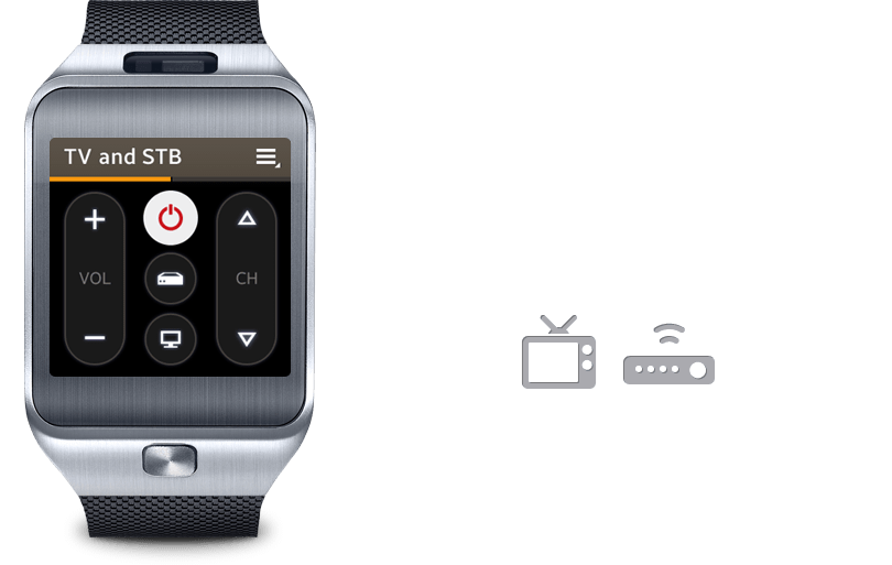 896ea9566a Samsung Gear 2 Charcoal Black - Smart hodinky