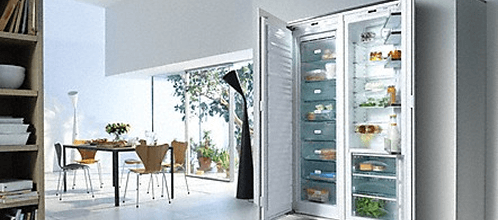 5 rokov záruka na sortiment chladenia MIELE