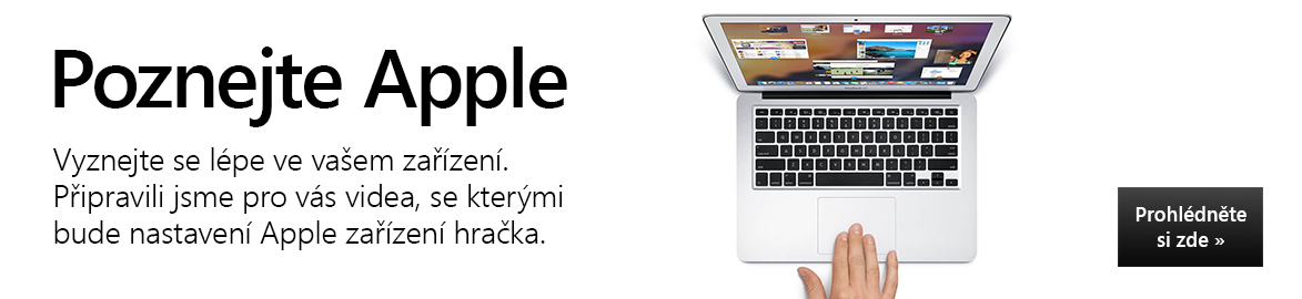 Poznejte Apple