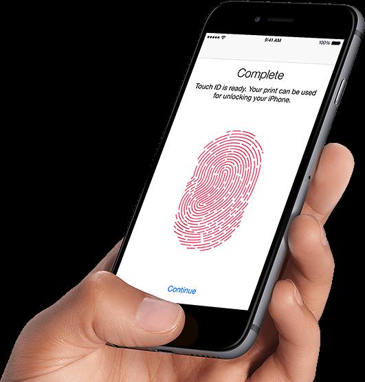 Výsledok vyhľadávania obrázkov pre dopyt iphone 6s space gray touch id