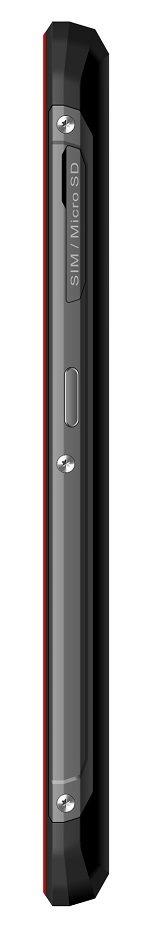 e05d45784 Aligator RX600 eXtremo čierno-červený - Mobilný telefón | Alza.sk