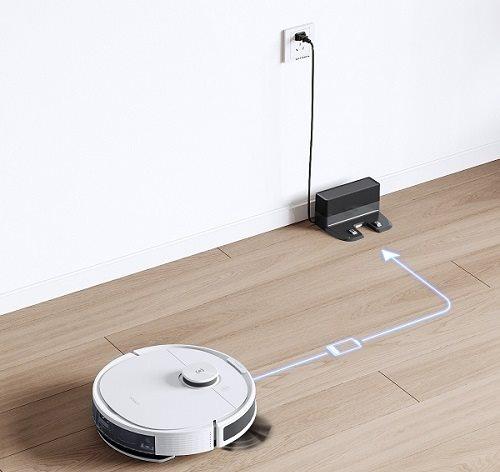 Robotický vysávač DEEBOT N8+ s mopom