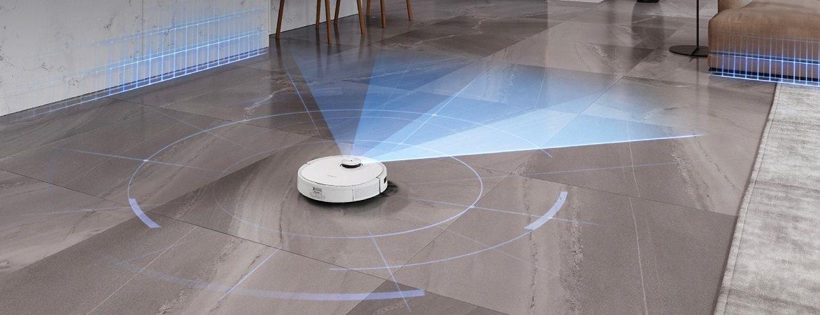 Robotický vysávač DEEBOT T9+ s mopom