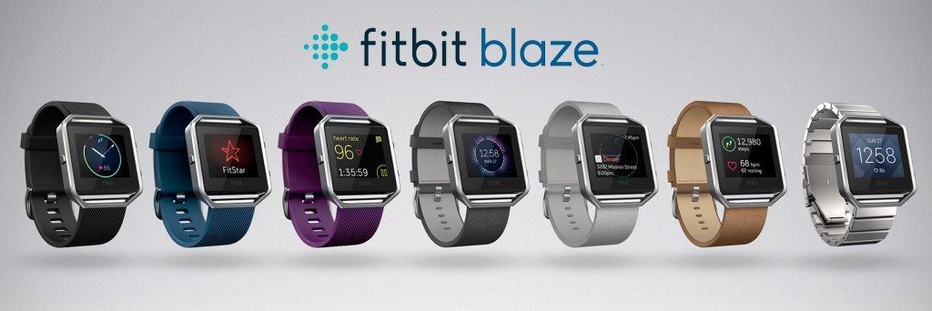 Fitbit Blaze Small Black - Smart hodinky  14a9111b1f2