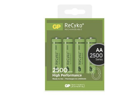 Nabíjecí baterie ReCyko+
