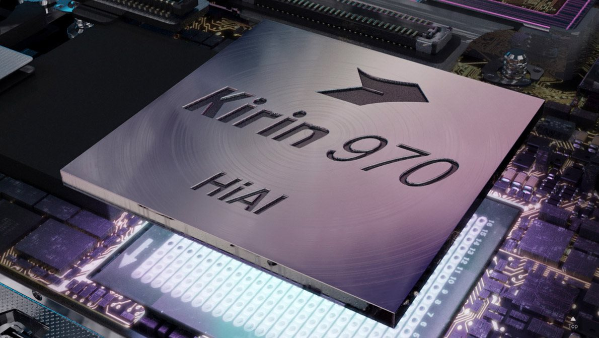 Huawei P20, Kirin 970