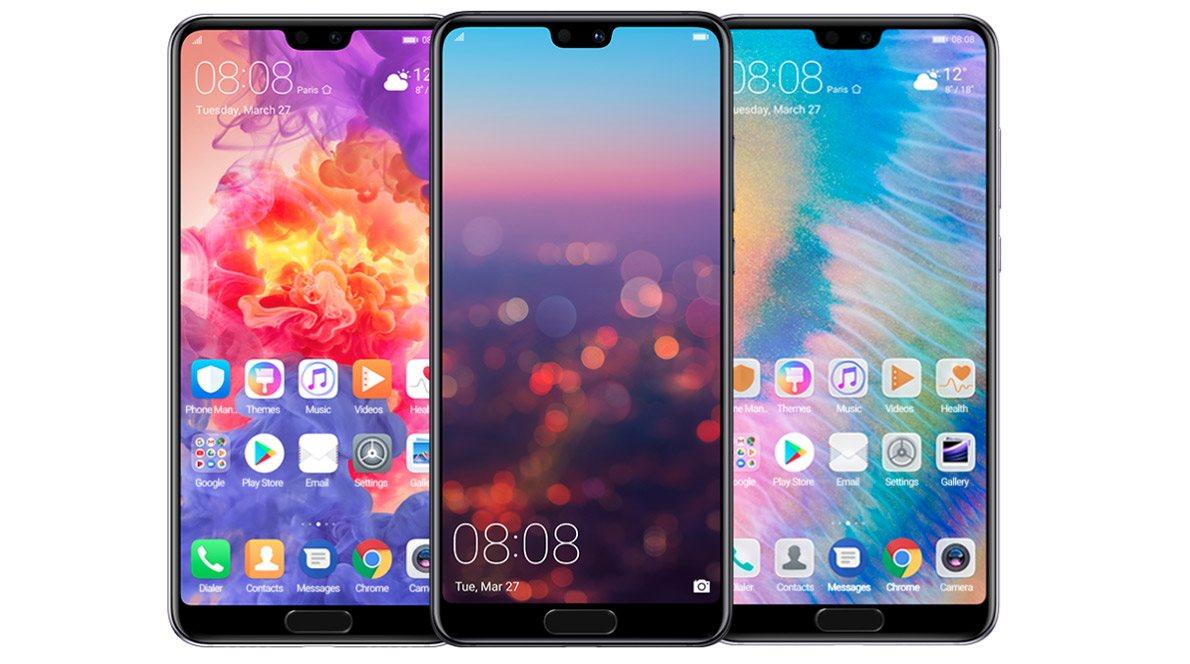 Huawei P20, FullView