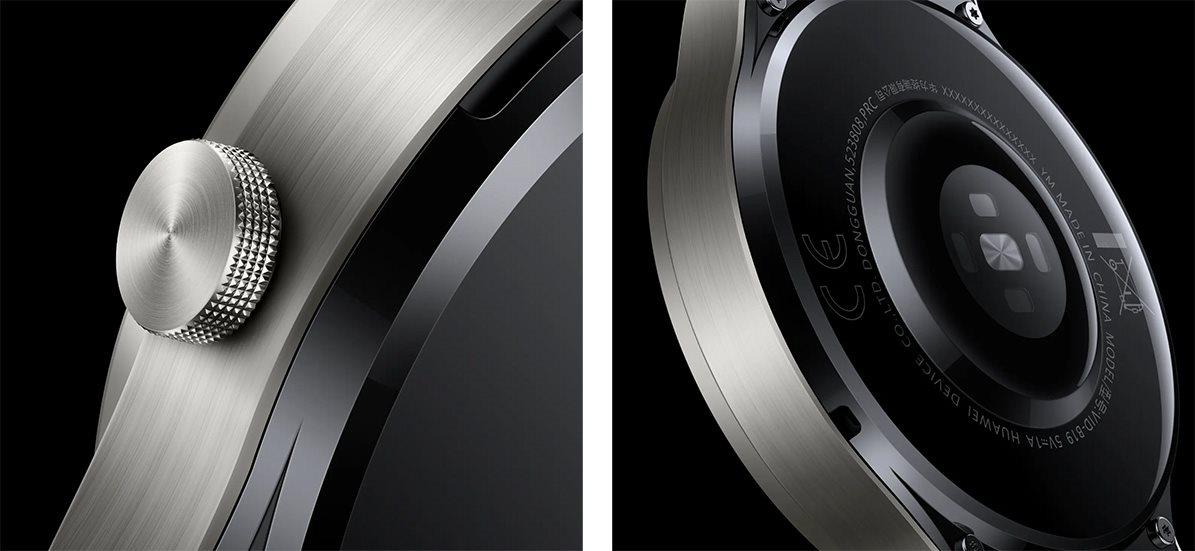 HUAWEI WATCH GT 2 Pro Classic Sport Night Black 46 mm