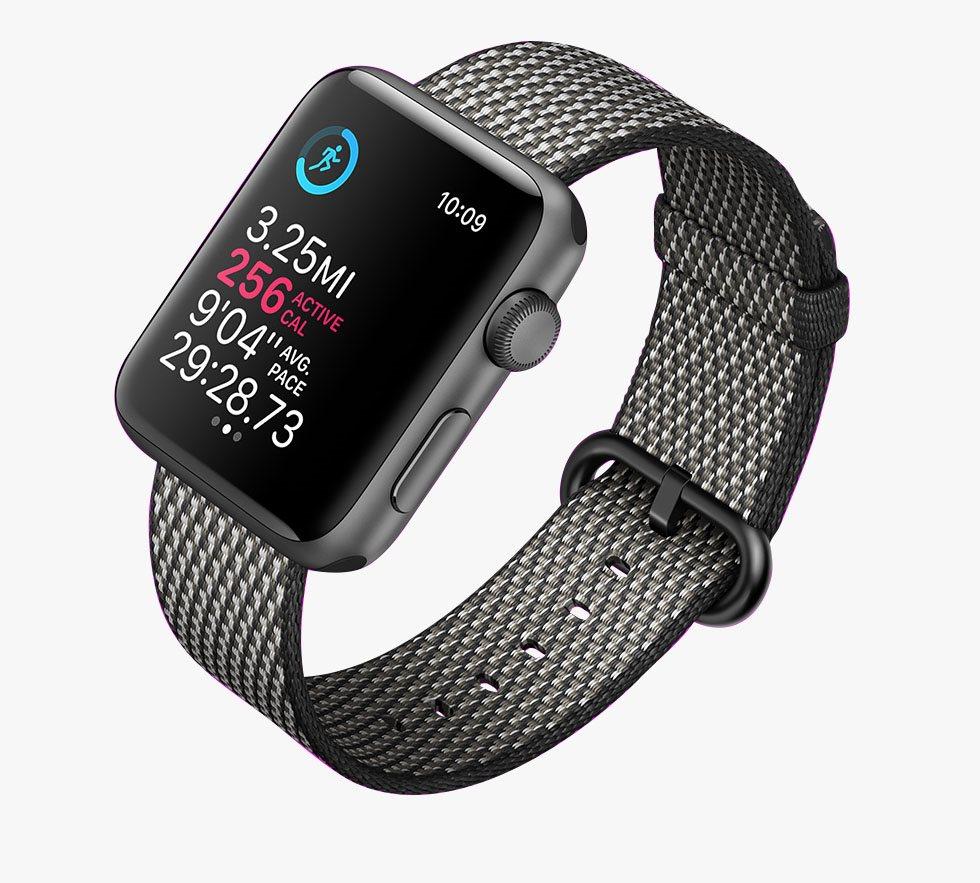 45c00271e Apple Watch Series 3 42 mm GPS Strieborný hliník s bielym športovým ...