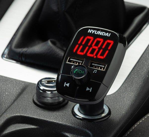 FM Transmitter Hyundai FMT 380 BT
