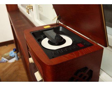CD přehrávač s podporou MP3