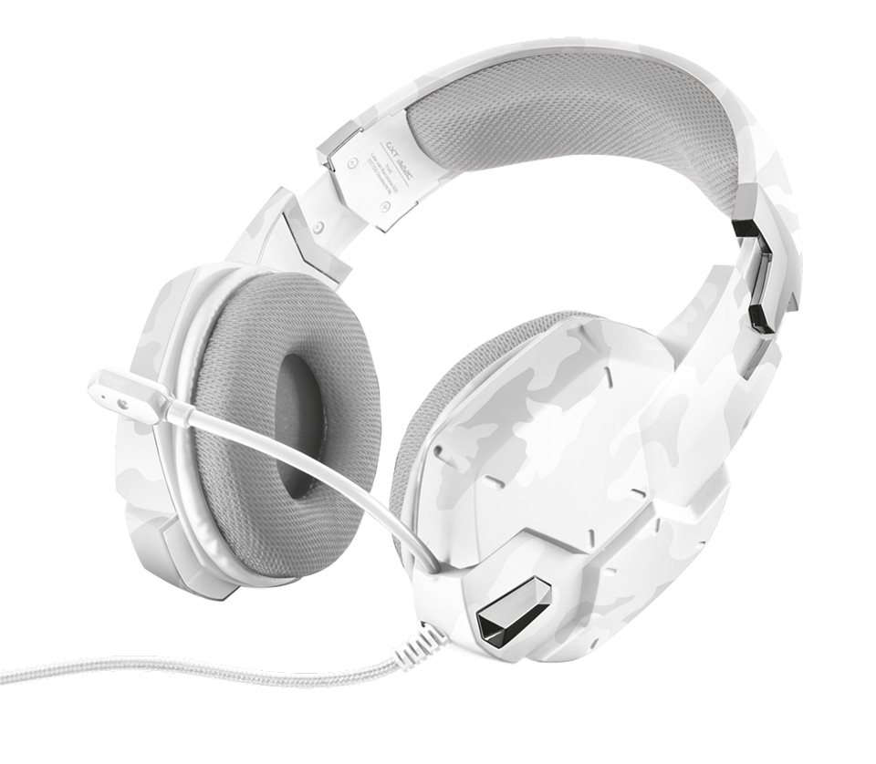 e6aabd036 Trust GXT 322c Gaming Headset White camouflage - Herné slúchadlá ...
