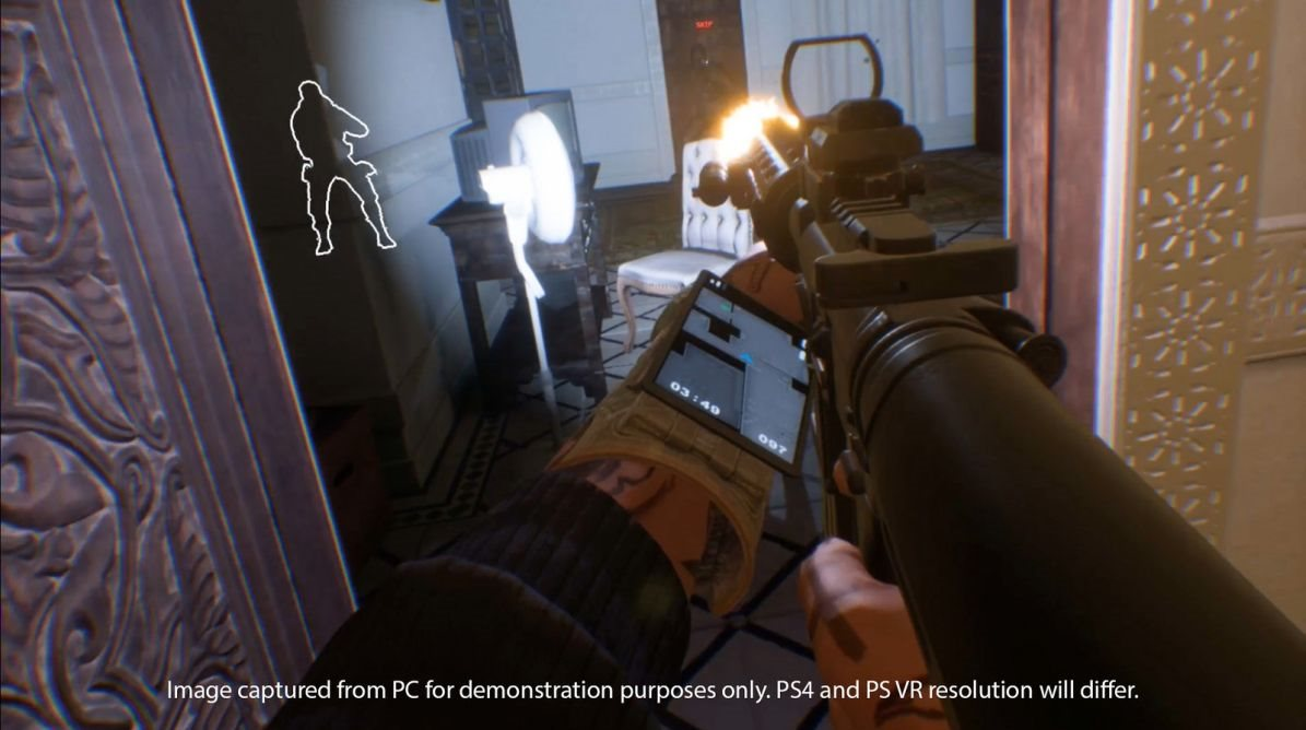 Firewall zero Hour – PS4 VR