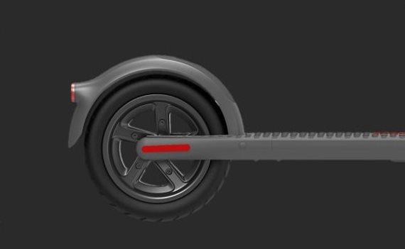 Elektrická kolobežka Ninebot Kickscooter E22E by Segway
