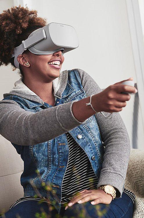 a37f07313 Oculus Go, samostatný VR headset priamo od Facebooku