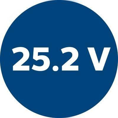 25,2V Lítium-iónový akumulátor