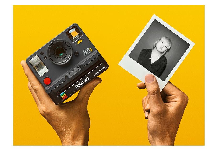 Polaroid Originals OneStep 2 grafitovo čierny - Instantný fotoaparát ... 26c4a8d570c