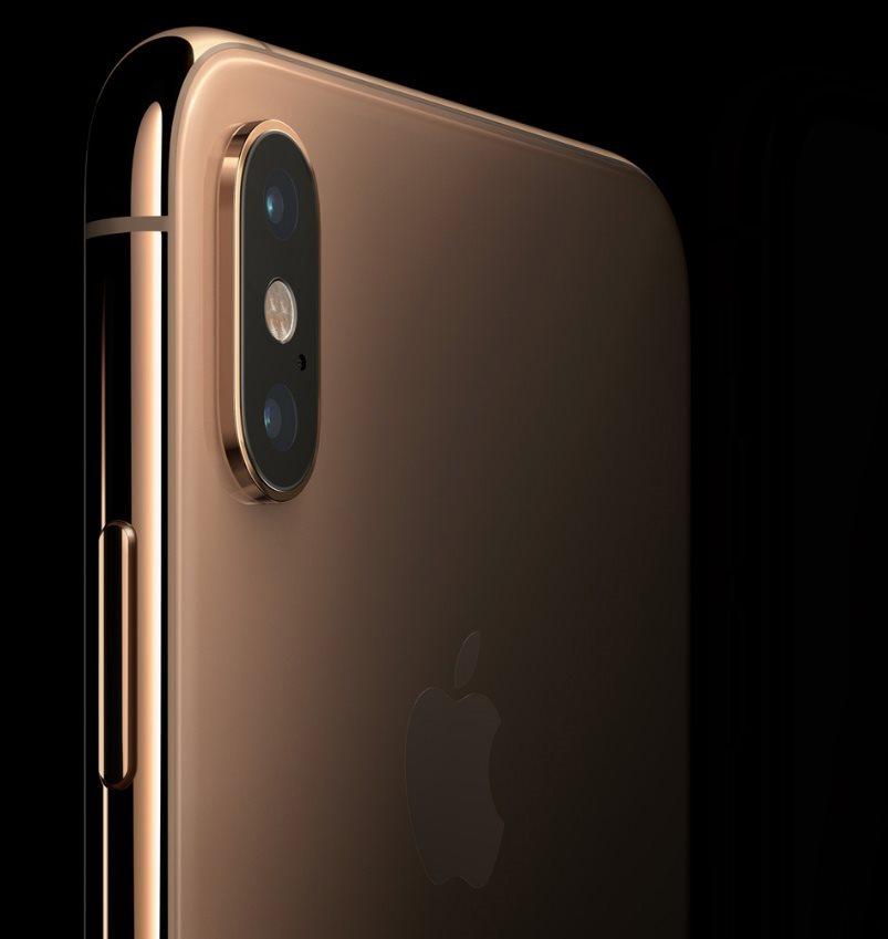 iPhone Xs, duálna kamera