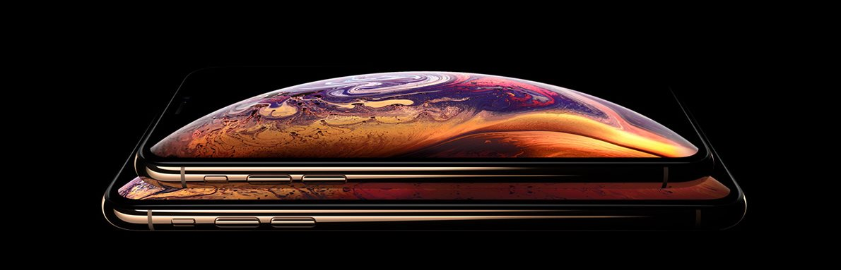 iPhone Xs a iPhone Xs Max
