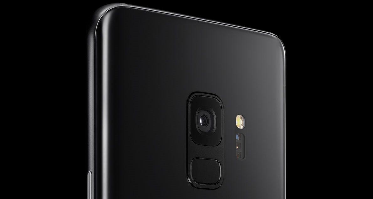 Samsung Galaxy S9+ Duos, zadná kamera