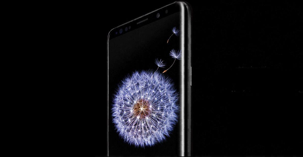 Samsung Galaxy S9 Duos čierny, smart telefón