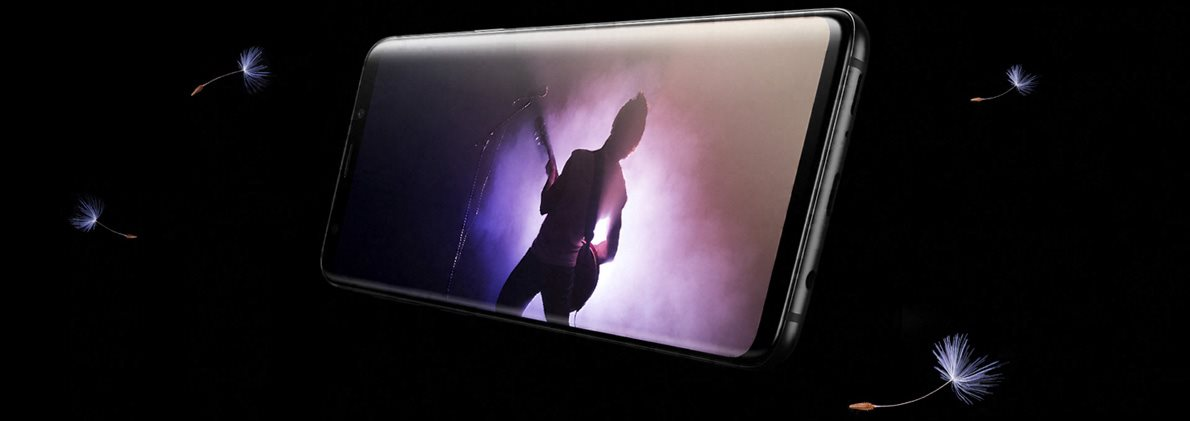 Samsung Galaxy S9+ Duos, zvuk