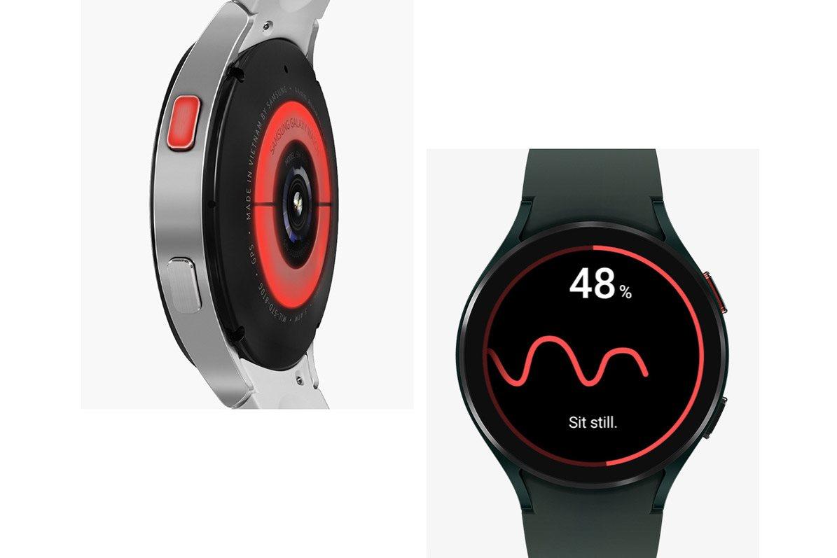Smart hodinky Samsung Galaxy Watch 4