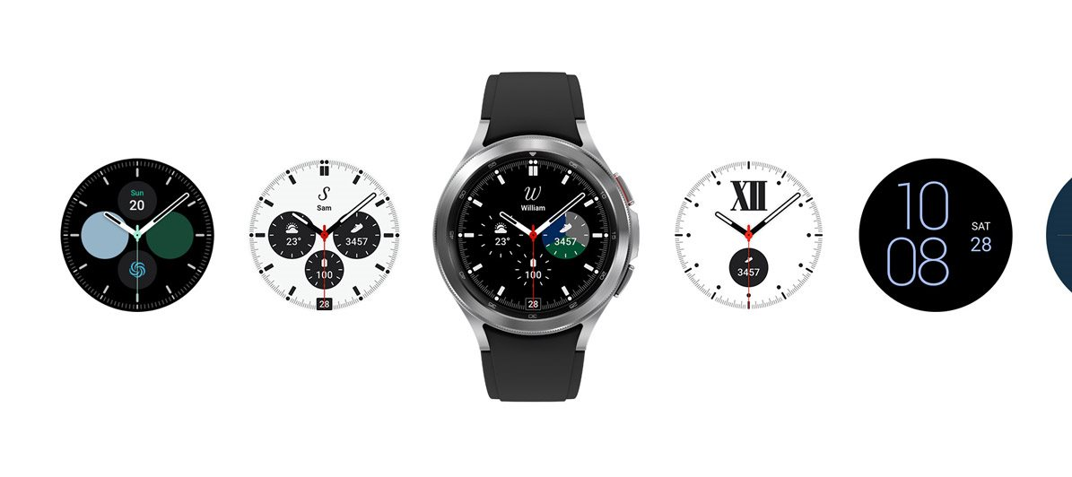 Smart hodinky Samsung Galaxy Watch 4 Classic