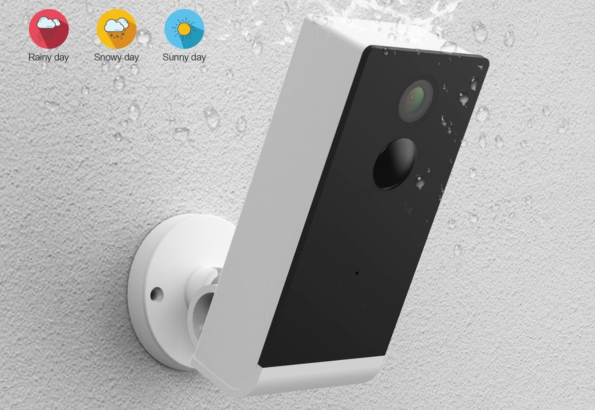WOOX WiFi Smart Outdoor Camera - IP kamera | alza.sk