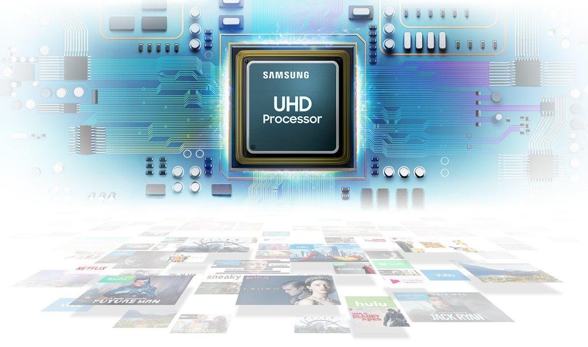 Samsung RU7402