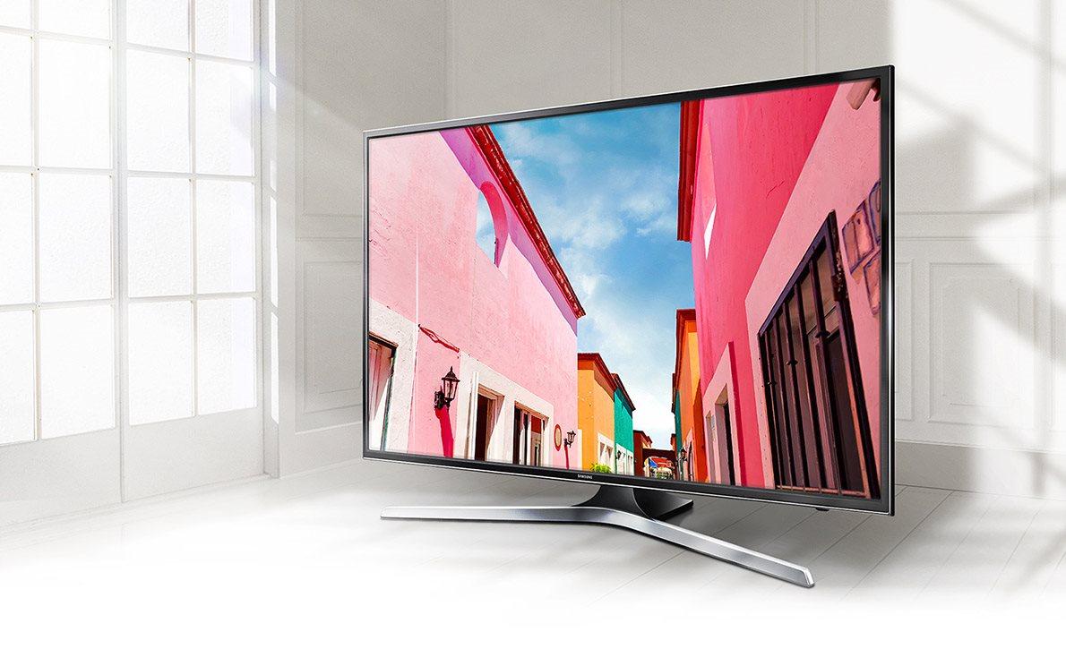dfa0e166d925e Ešte detailnejší obraz Samsung televízora UE40MU6172