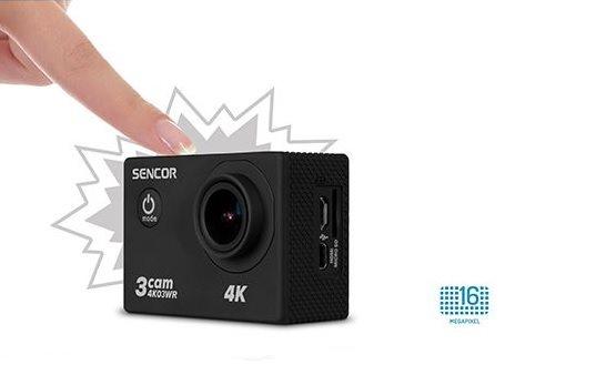 Digitálna kamera Sencor 3CAM 4K03WR 4K