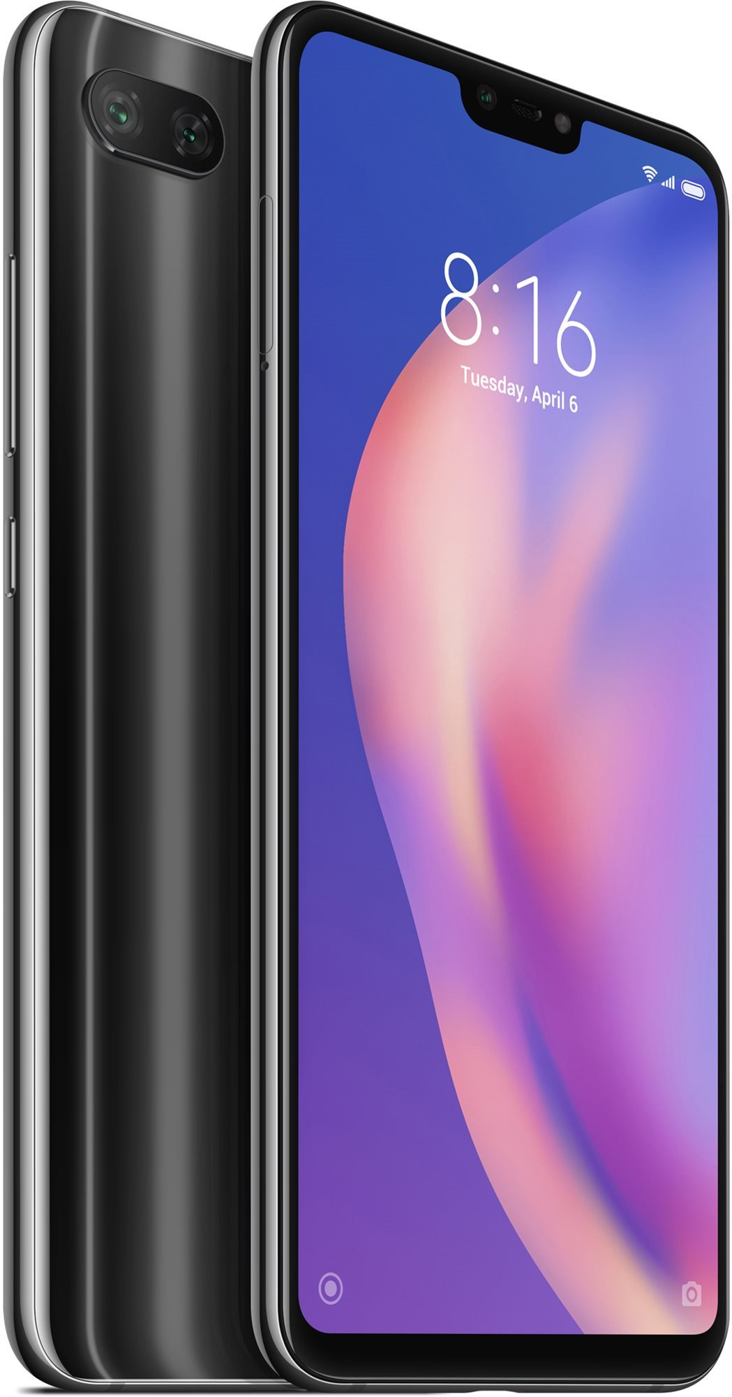 Mobilní telefon Xiaomi Mi 8 Lite