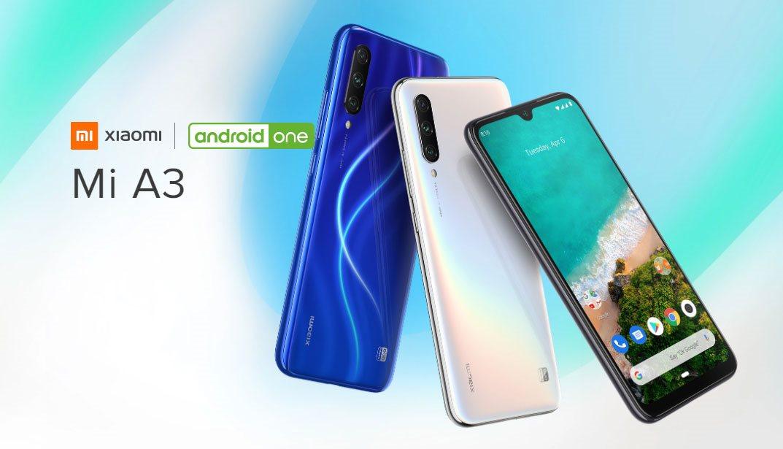 Mobilný telefón Xiaomi Mi A3
