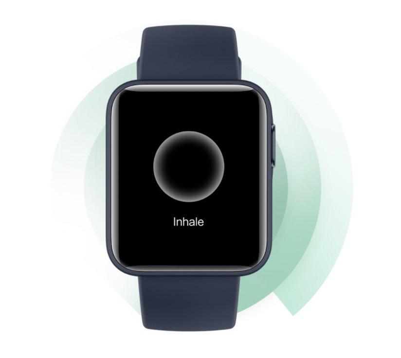 SMS hodinky Xiaomi Mi Watch Lite Black