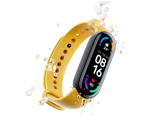 Fitness náramok Xiaomi Mi Smart Band 6