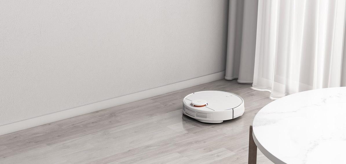 Robotický vysávač s mopovacou funkciou
