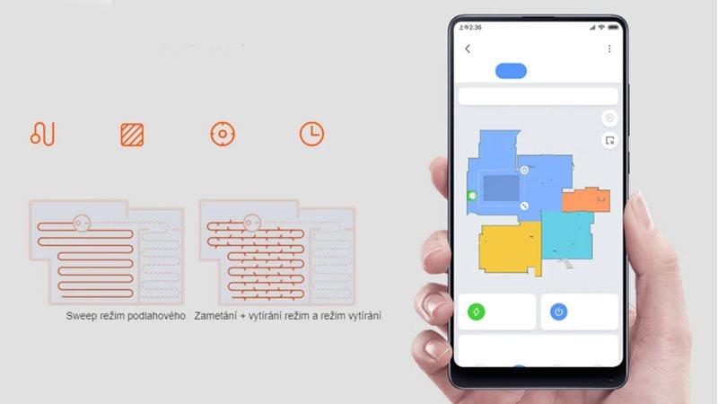 Mobilná aplikácia Mi Home