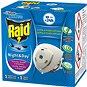 RAID proti komárom a muchám odparovací strojček + 1 náplň