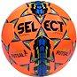 Select Futsal Attack, shiny orange veľ. 4