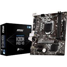 MSI H310M PRO-VD - Základná doska