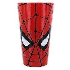 Marvel Comics Spider-Man Glass 450 ml - Pohár na studené nápoje