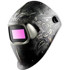 3M Speedglas Welding Helmet 100 Steel Rose - Zváracia kukla