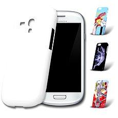 Skinzone vlastní styl Snap pro Samsung Galaxy S3 mini - Ochranný kryt Vlastný štýl