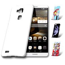 Skinzone vlastní styl Snap pro Huawei Mate 7 - Ochranný kryt Vlastný štýl