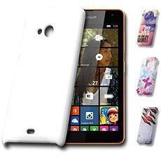 Skinzone vlastní styl Snap pro Microsoft Lumia 535 - Ochranný kryt Vlastný štýl